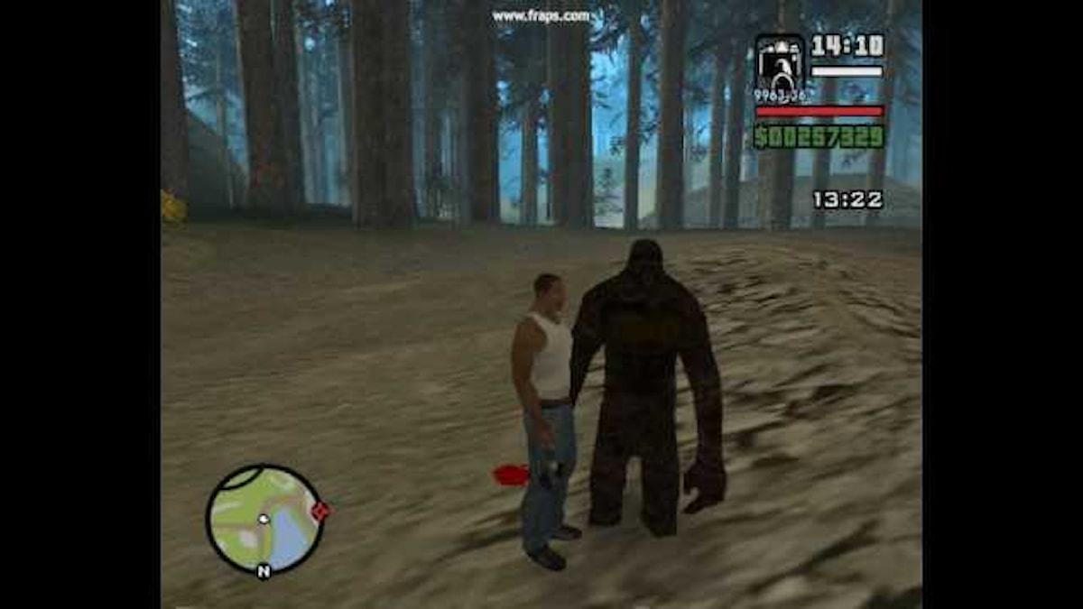 Bigfoot GTA