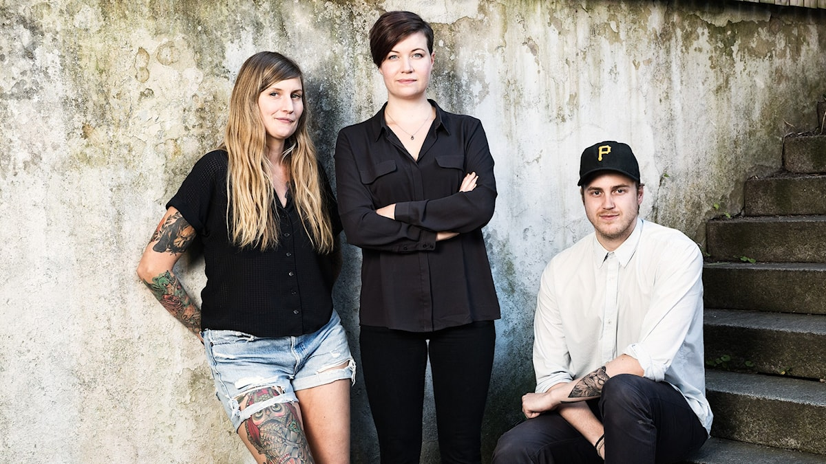 Angelica, Susanne & Tobias