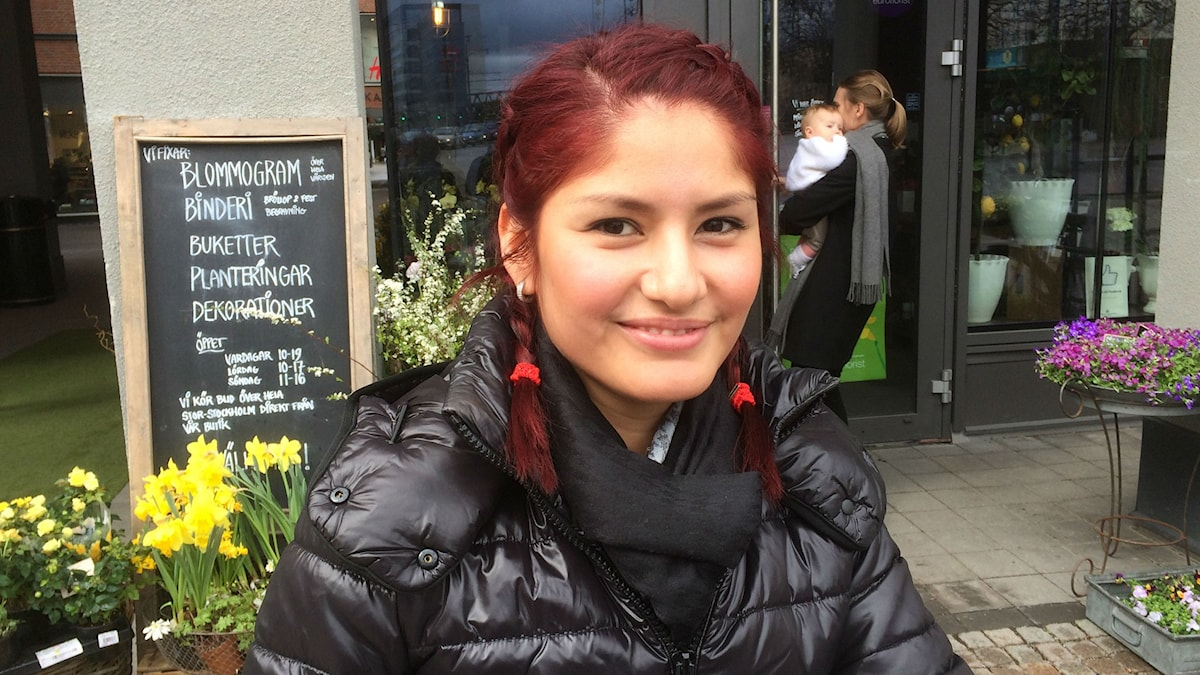 Carmen Sotil, sundbybergsbo.