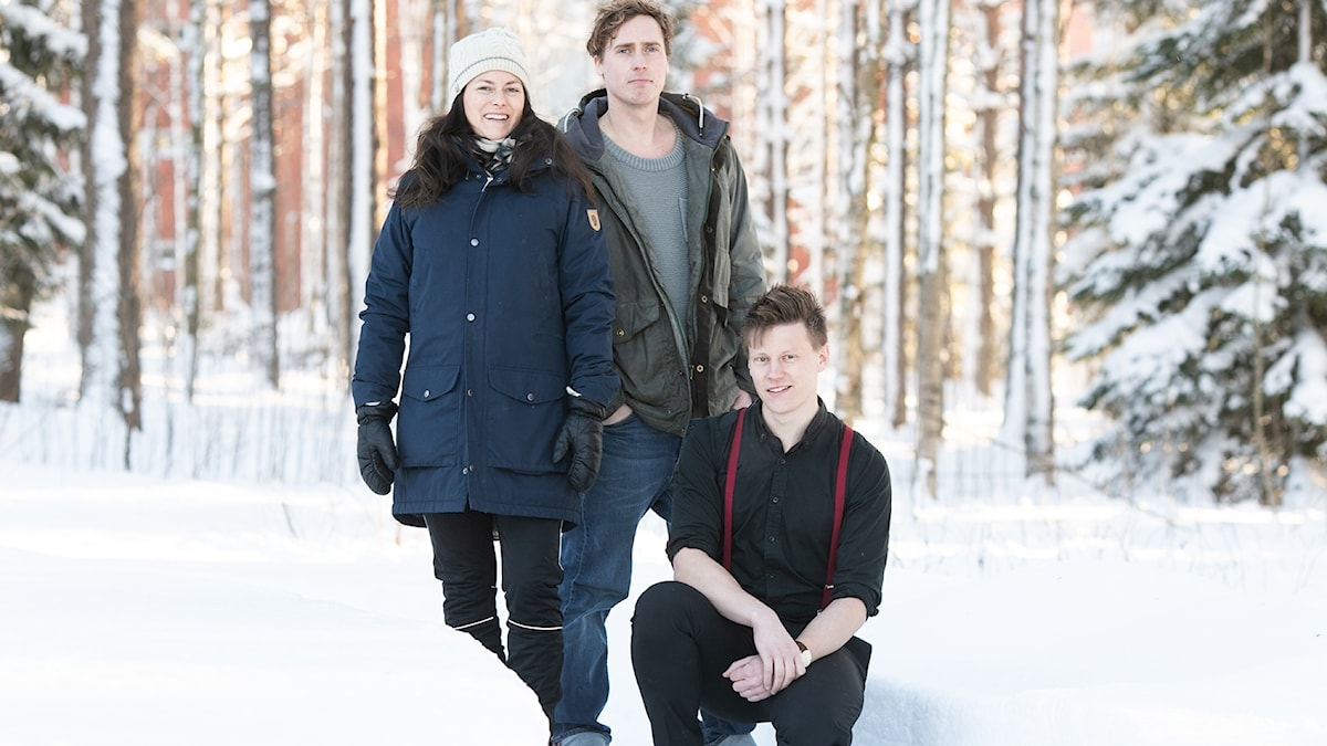Oscar Stål, Tullamaja Fogelberg, Kalle Vannmoun