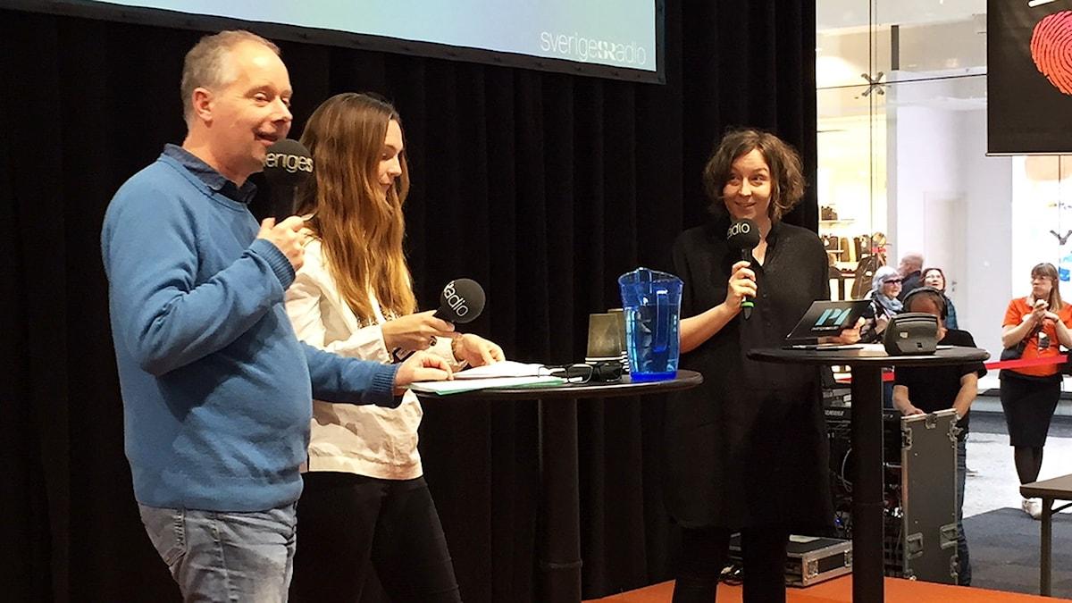 Språket på Vetenskapsfestivalen