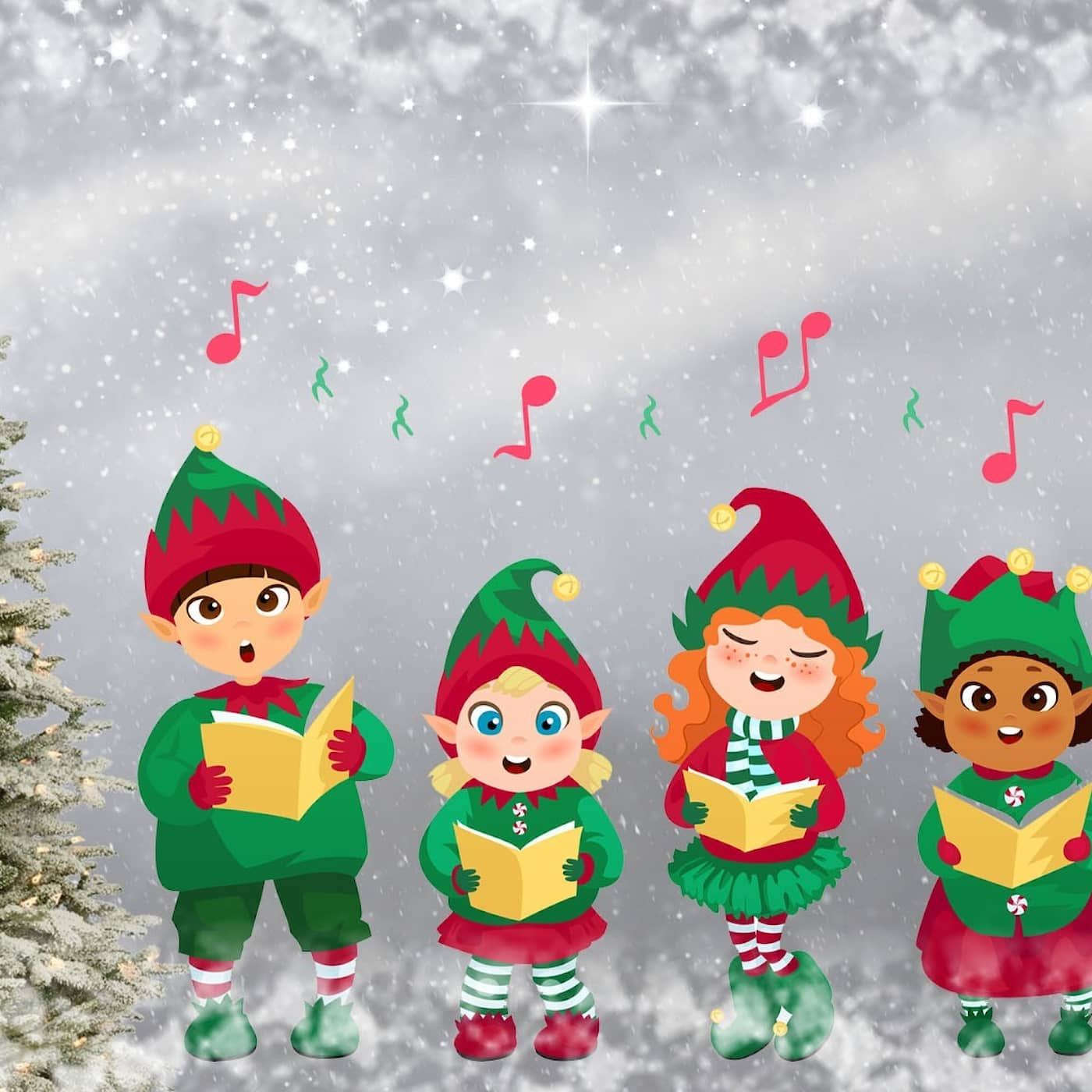 Kluriga ord och uttryck i julsångerna