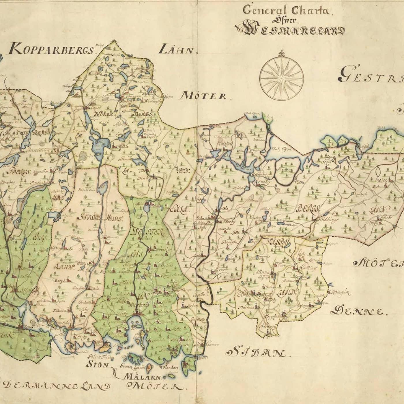Västmanländska– en gnällig icke-dialekt?