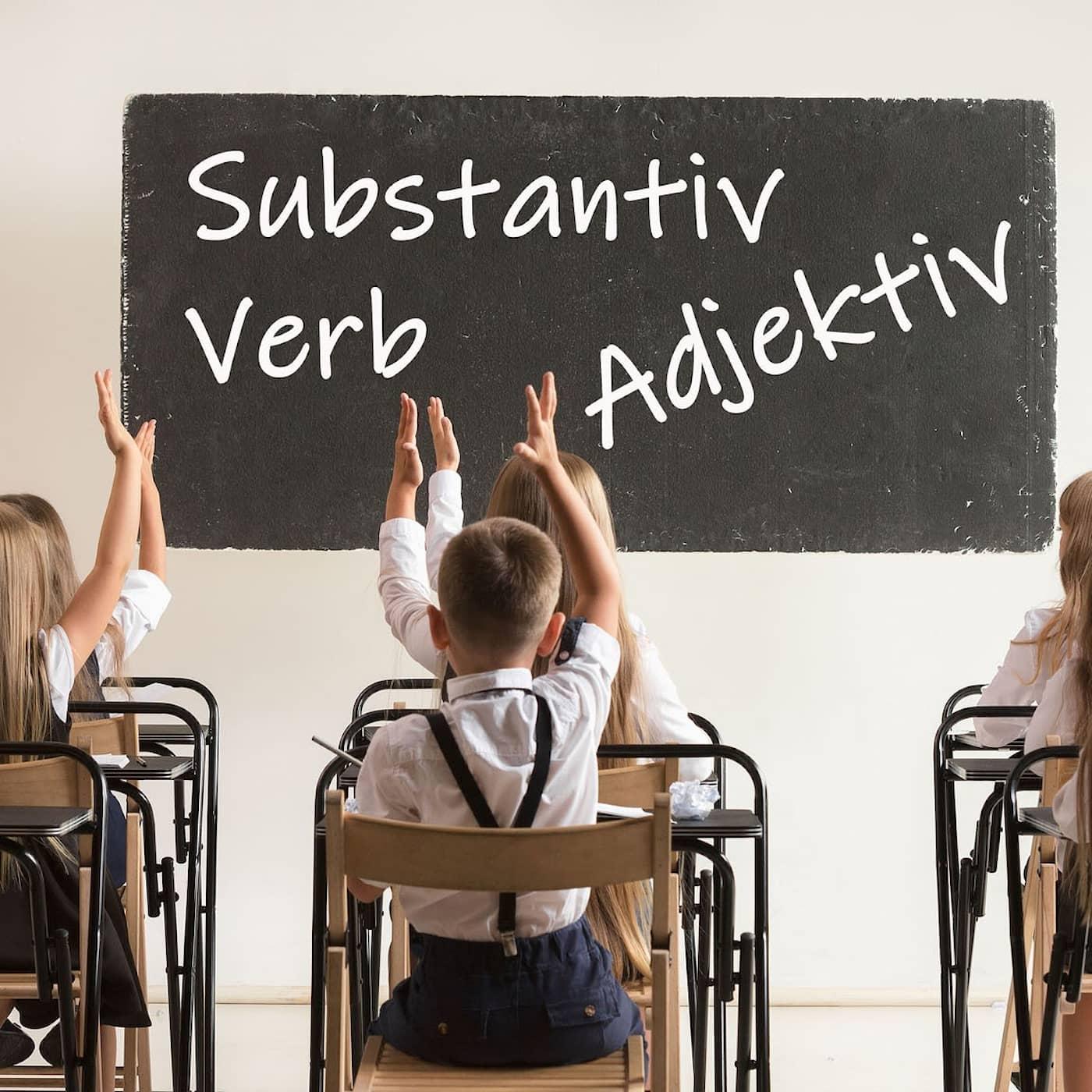 Välkommen till en lektion i svenska