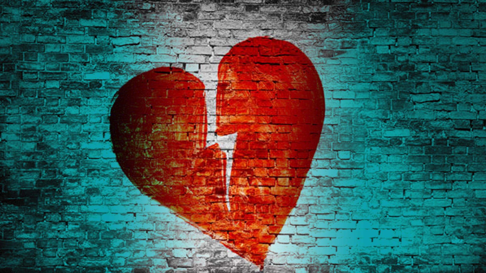 språket broken heart