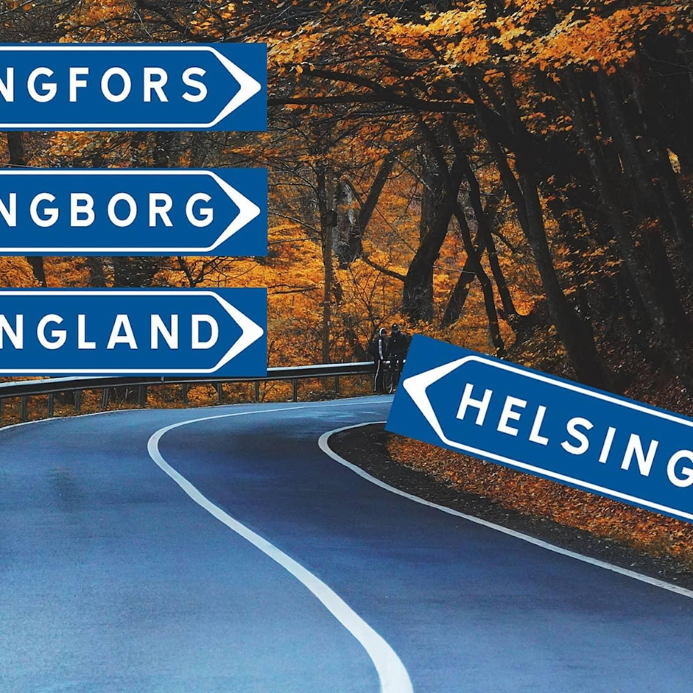 Lär dig tolka ortnamnens betydelser
