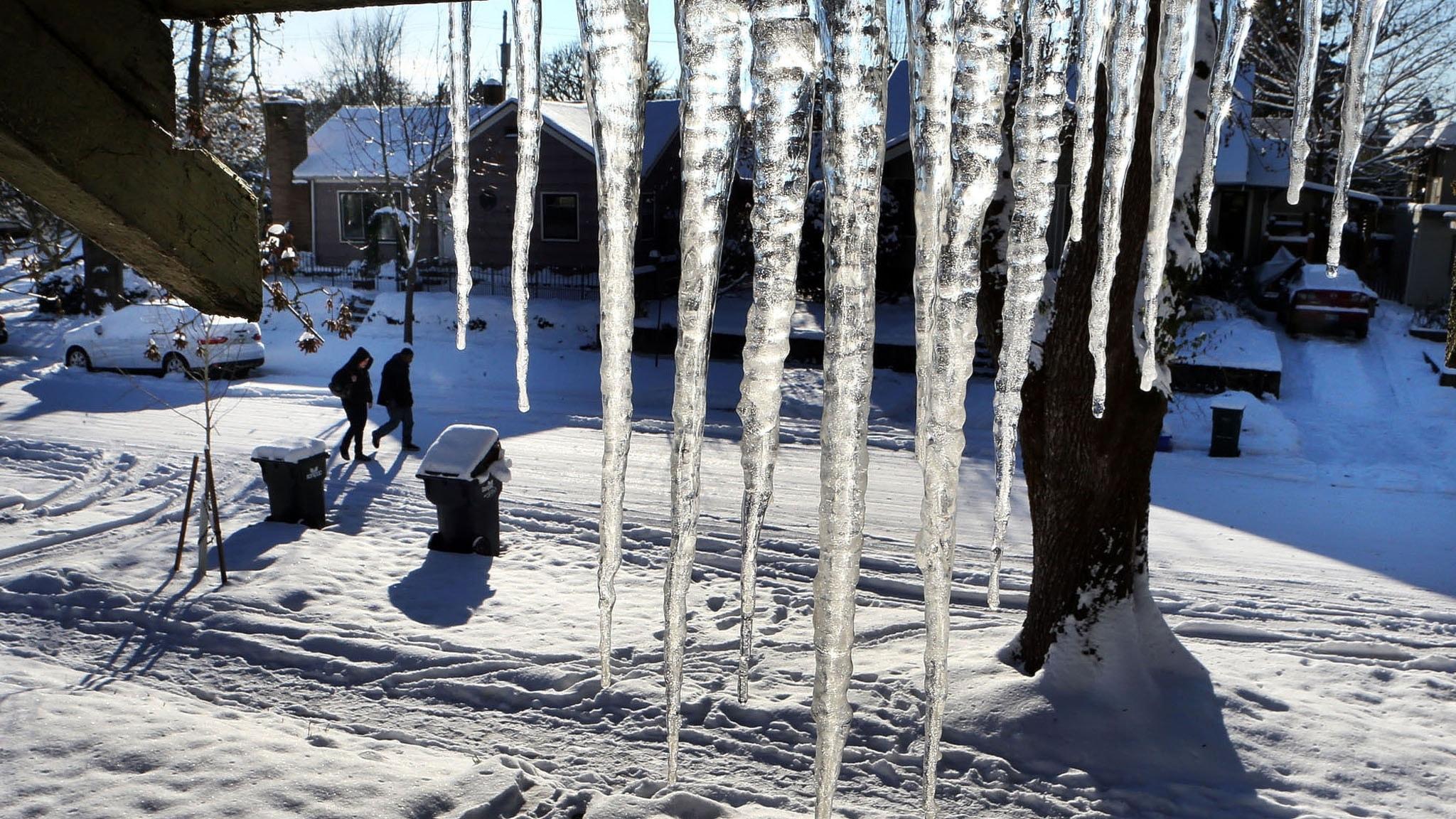 Snö, julmust och generationsskillnader