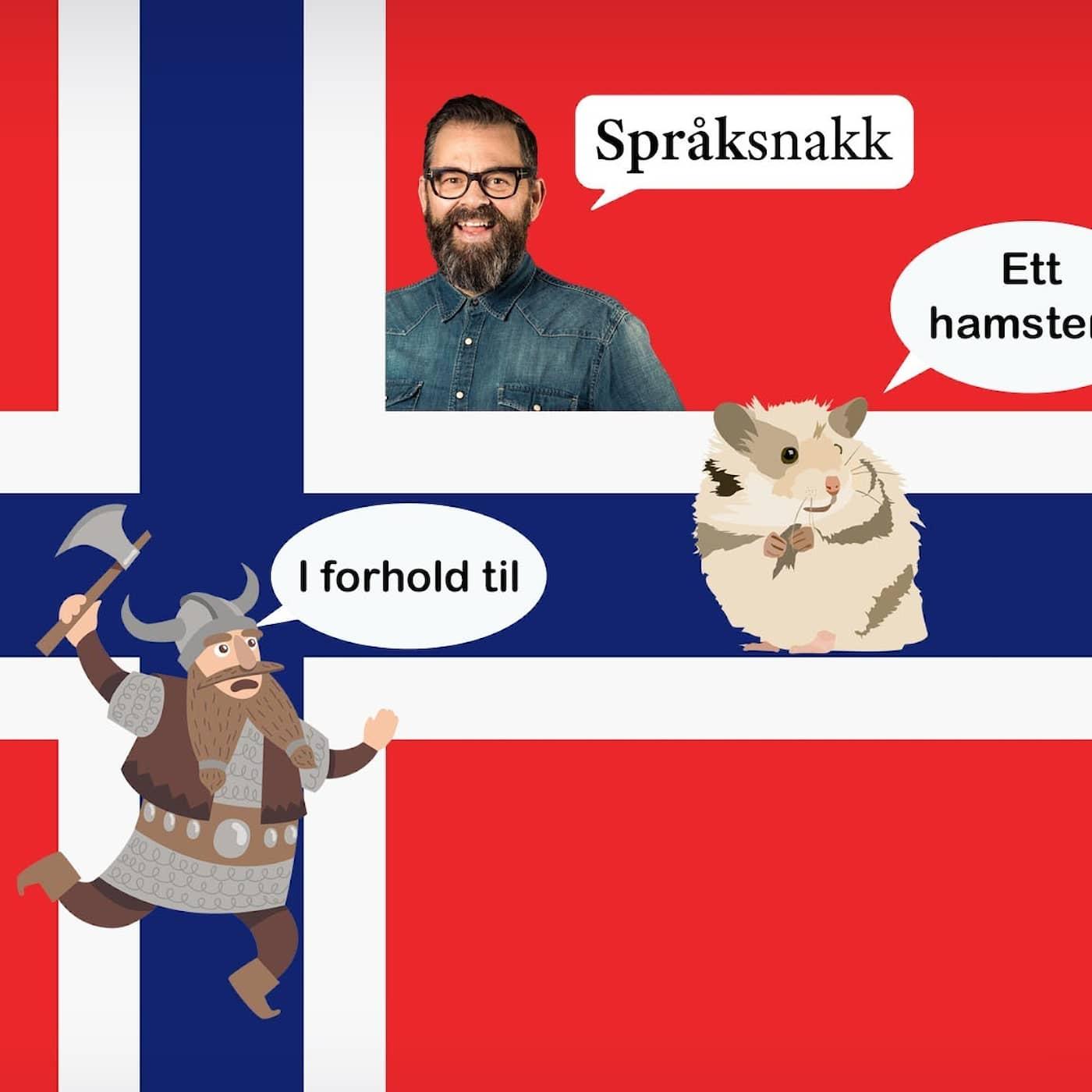 17 maj: Vi snakker norsk!