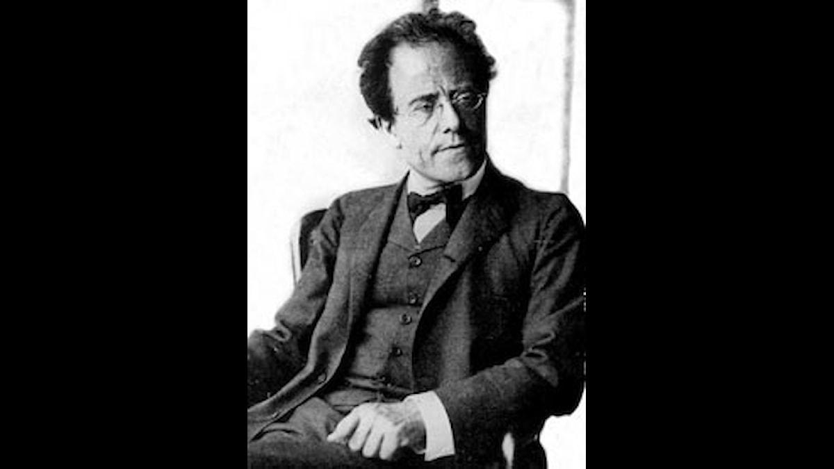 Gustav Mahler. Foto: Pressens bild / Scanpix