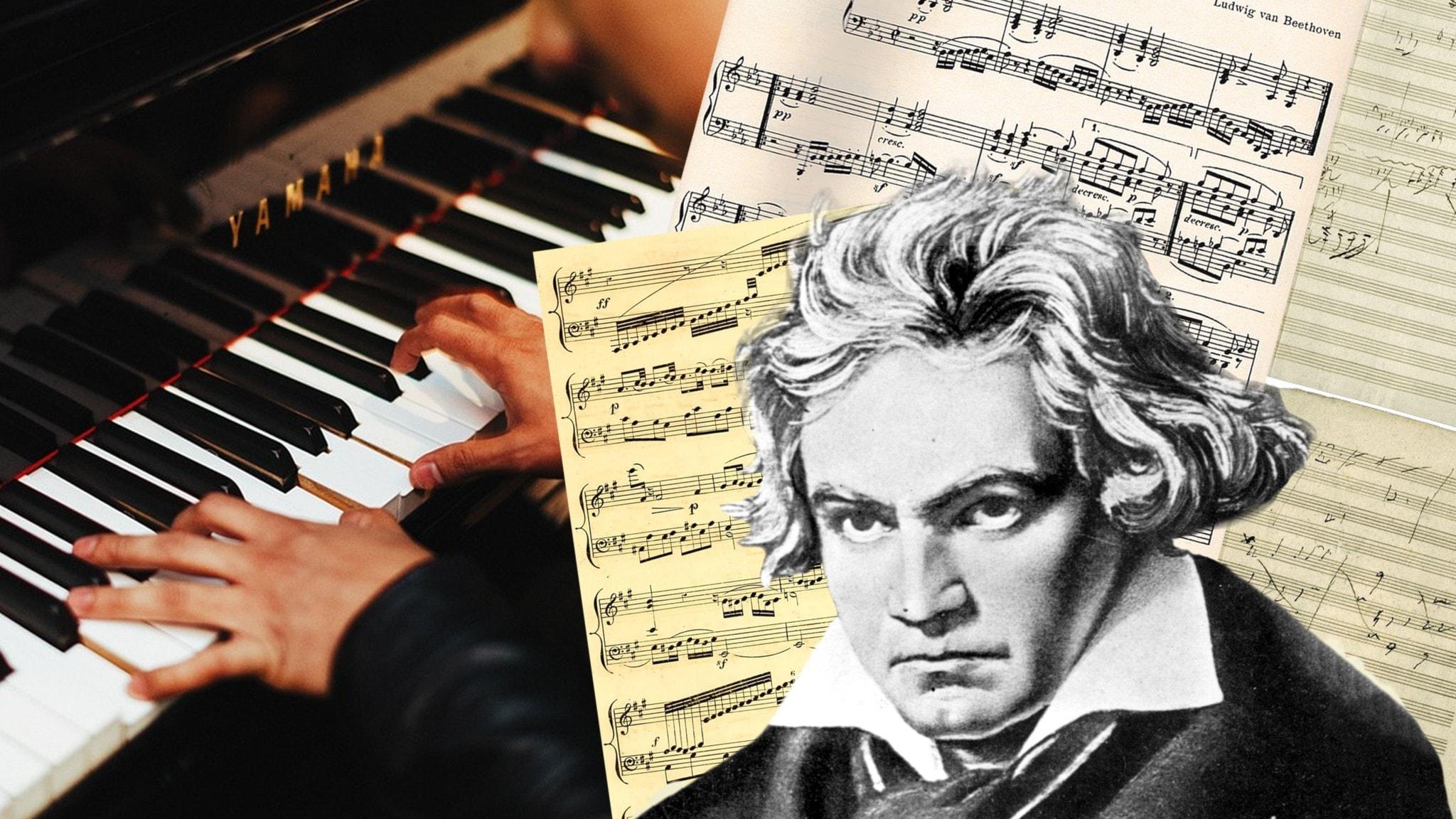 Beethoven och demonerna