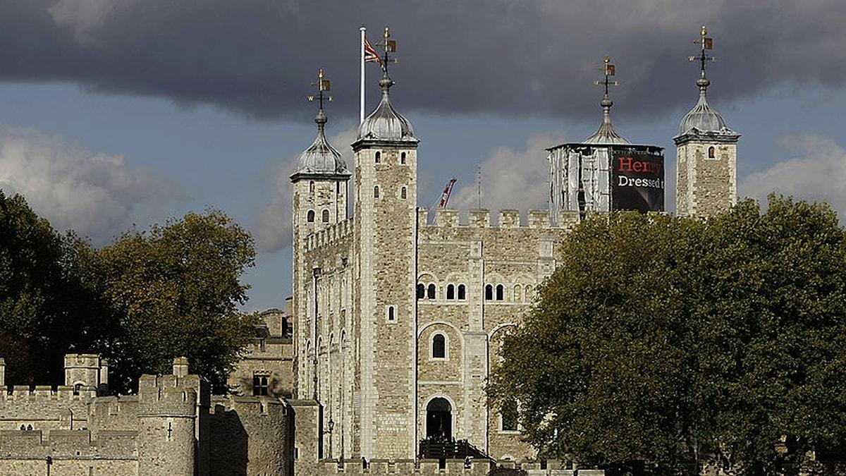 The Tower of London. Foto: Alastair Grant/AP/TT Bild.