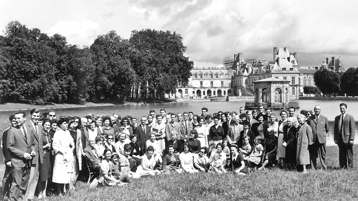 Sommarkurs 1963.