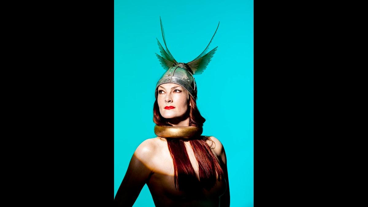Charlotte Engelkes - Foto Mats Bäcker