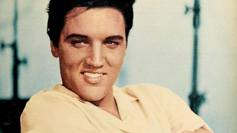 Elvis Presley är en av många som spelat in den svenska psalmen O store gud.