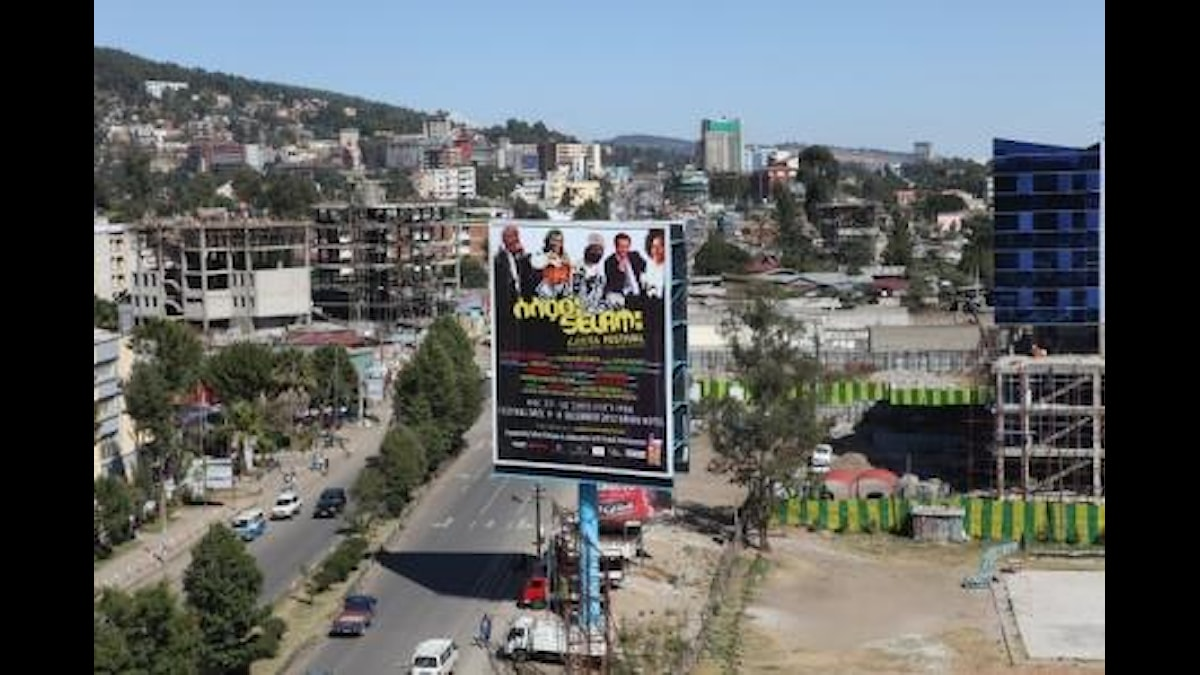 Addis Abeba - Foto Andreas Unge