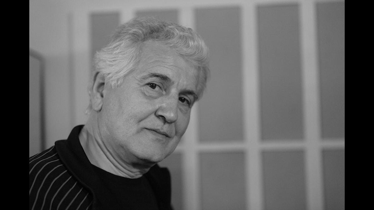 Francis Falceto, producenten bakom skivserien Ethiopiqus - Foto Andreas Unge