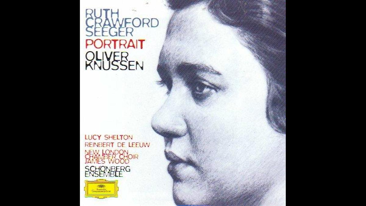Ruth Crawford Seeger - Portrait, albumomslag