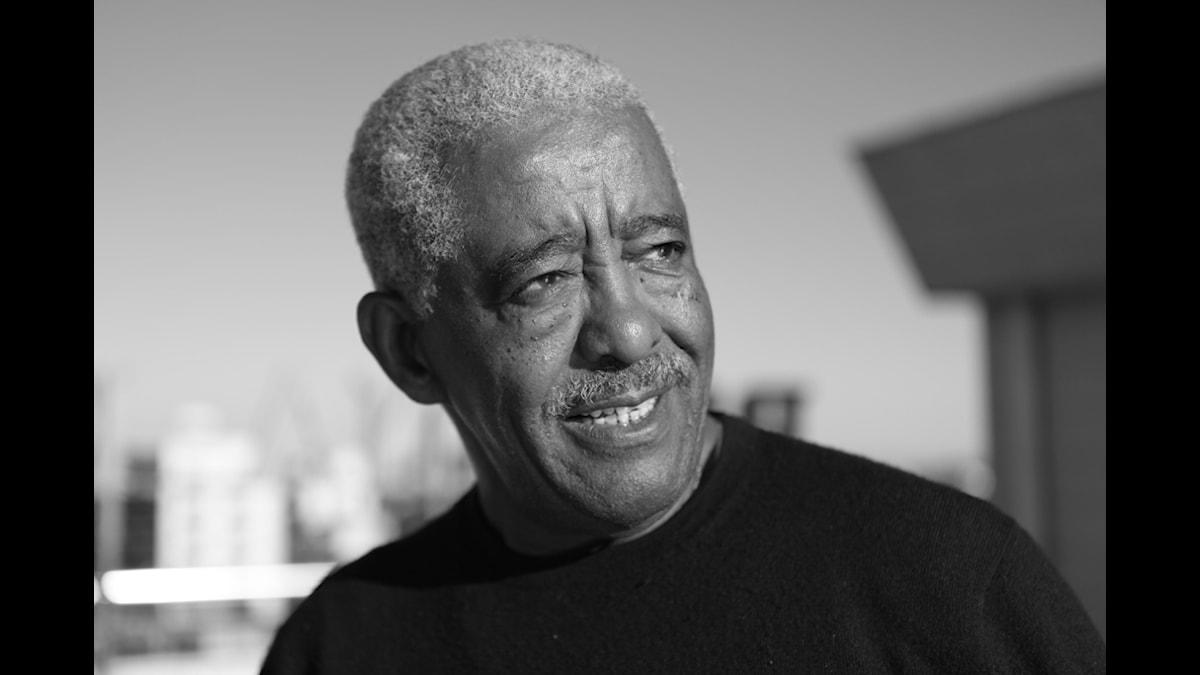 Mahmoud Ahmed, den största artisten genom tiderna i Etiopien - Foto Andreas Unge