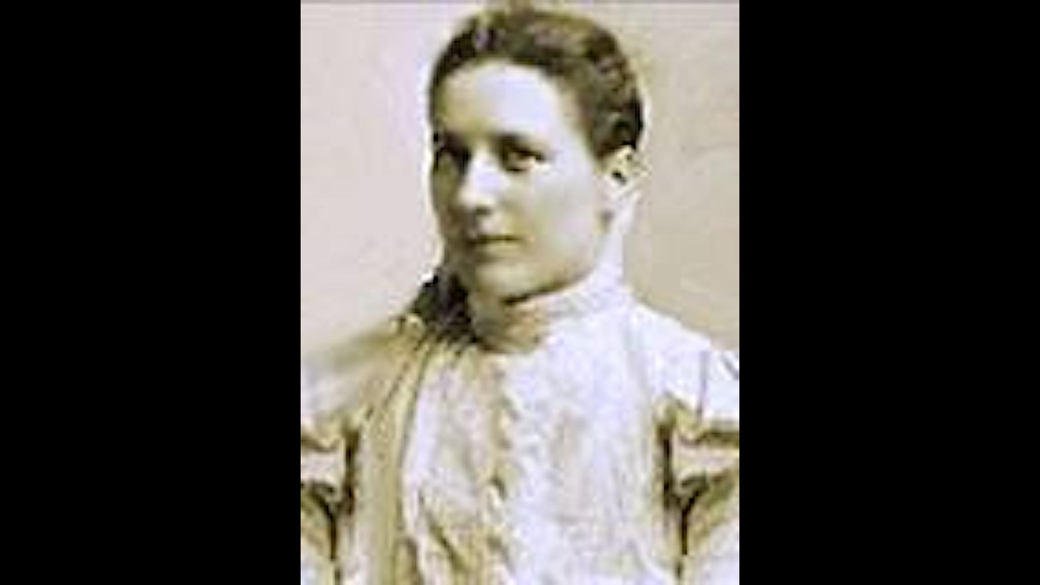 Alice Tegnér - Bild från Historiesajten.se
