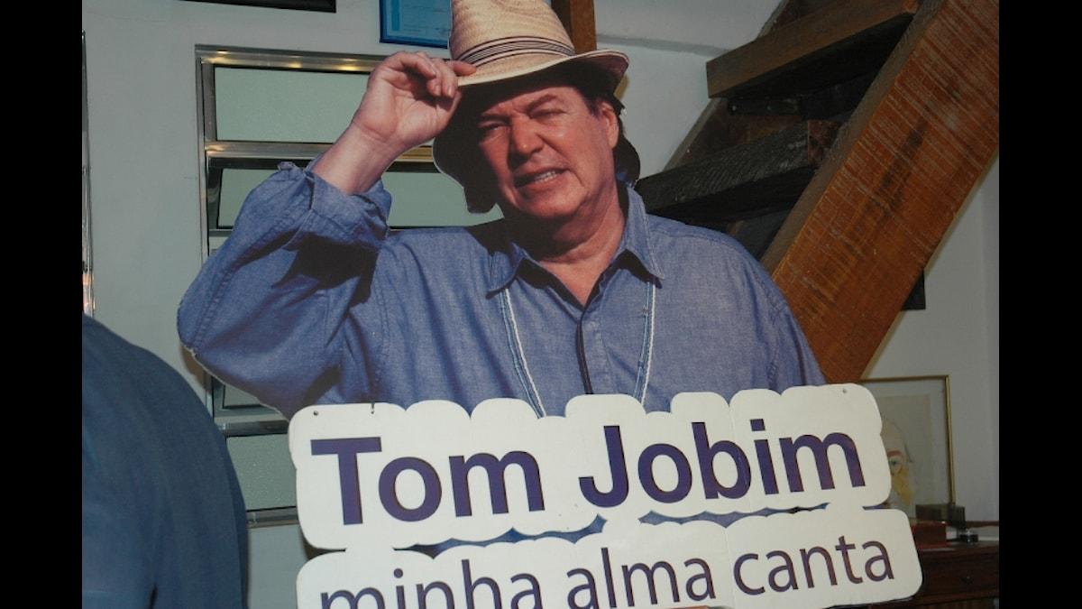 Bossa novastjärnan Tom Jobim - Foto Åsa Veghed