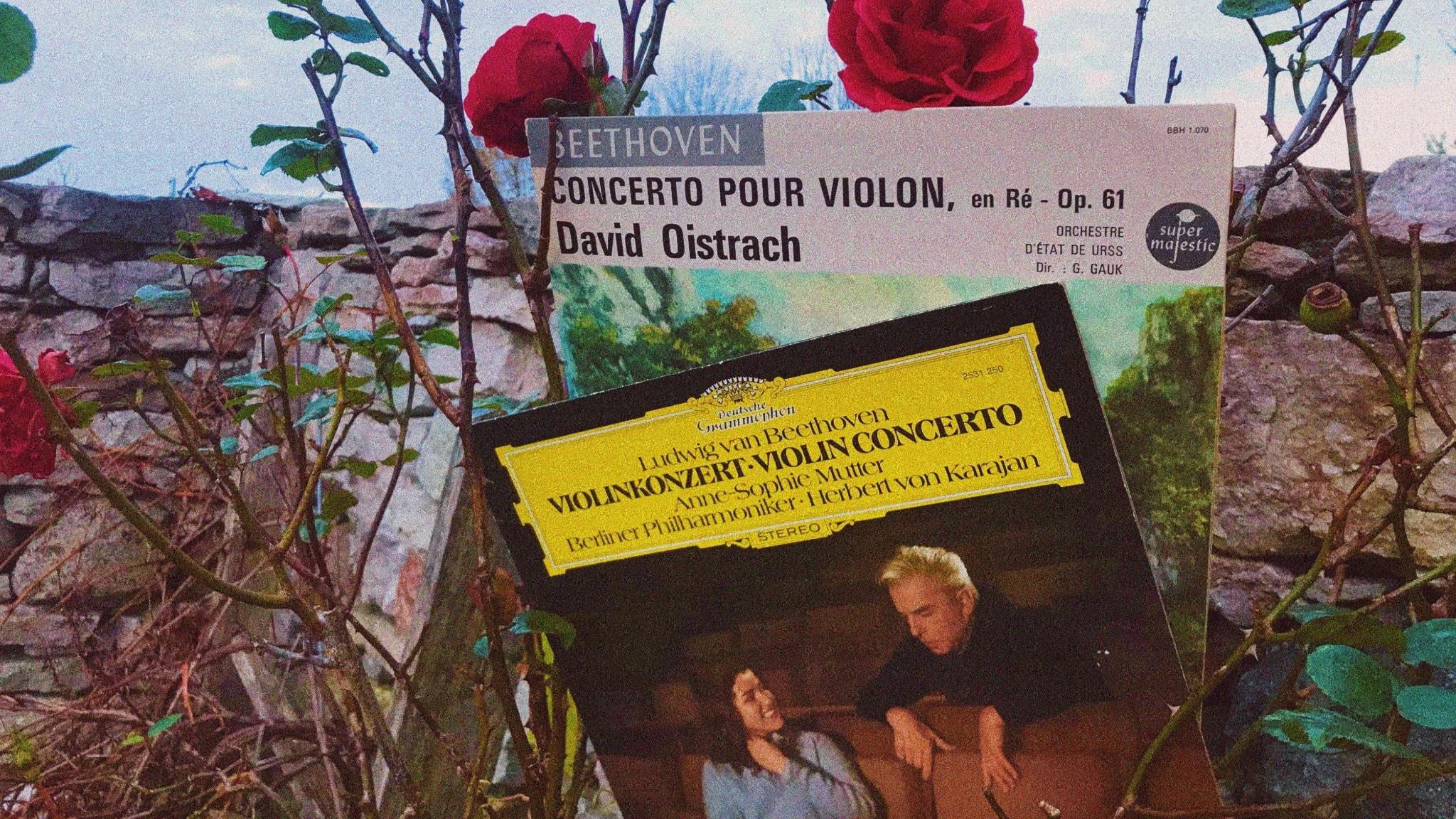 Minnen av Beethovens violinkonsert