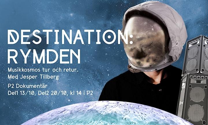 Destination Rymden - Foto Magnus Liam Karlsson, Montage Kim Eriksson