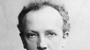 Richard Strauss, 1910-tal. Fotograf okänd.