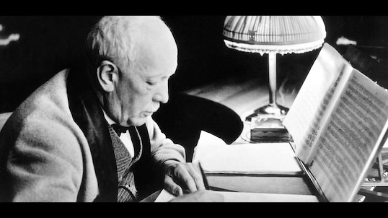 Richard Strauss, 1940-tal - Fotograf okänd