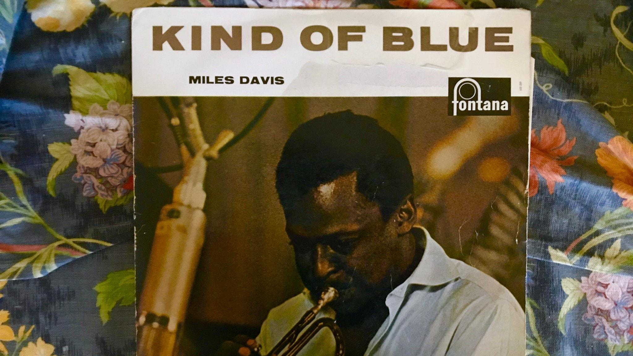 Minnen av Miles Davis album Kind of Blue