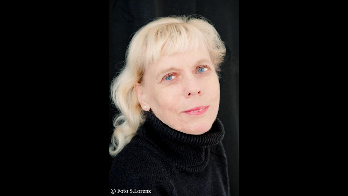 Kerstin Jeppsson, tonsättare - Foto Siegbert Lorenz