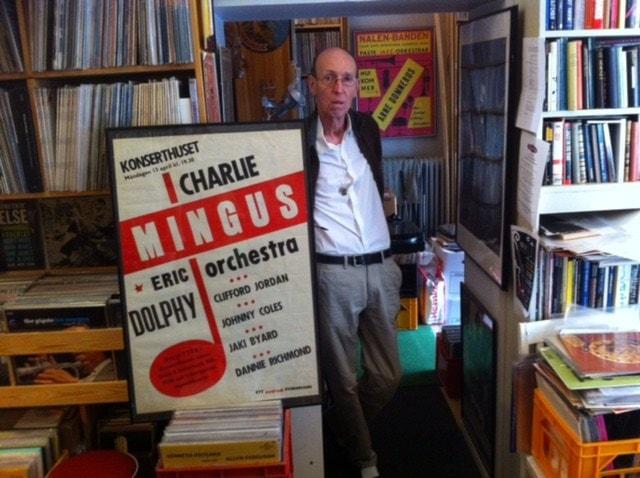 Jazzmannen Harald Hult