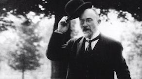 """Erik Satie i Paris. Det var dags att säga """"adieu"""". Foto: public domain."""