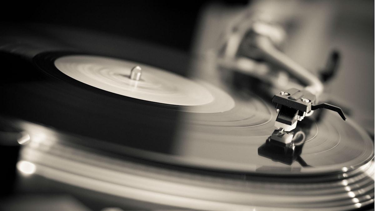 Vinylskiva.