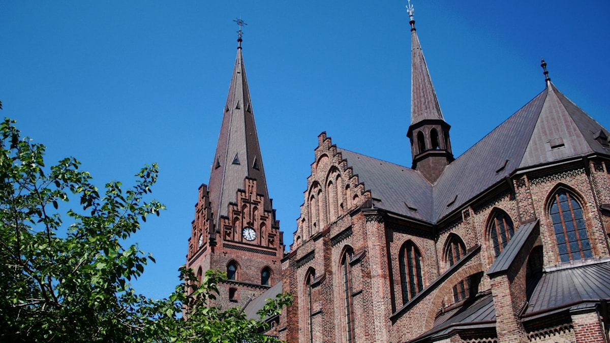 St Petri kyrka i Malmö.