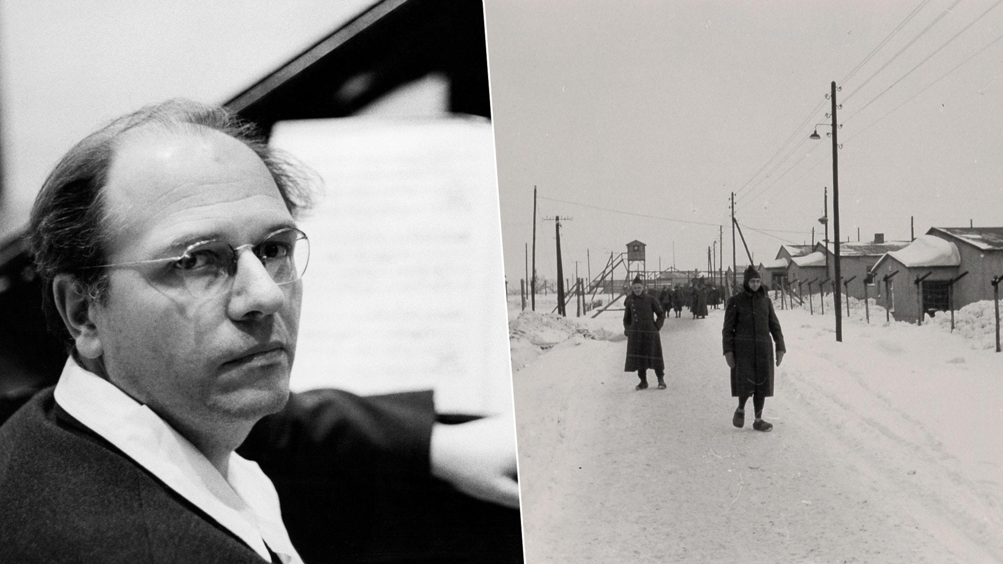 Bild: Olivier Messiaen och Stalag VIII.