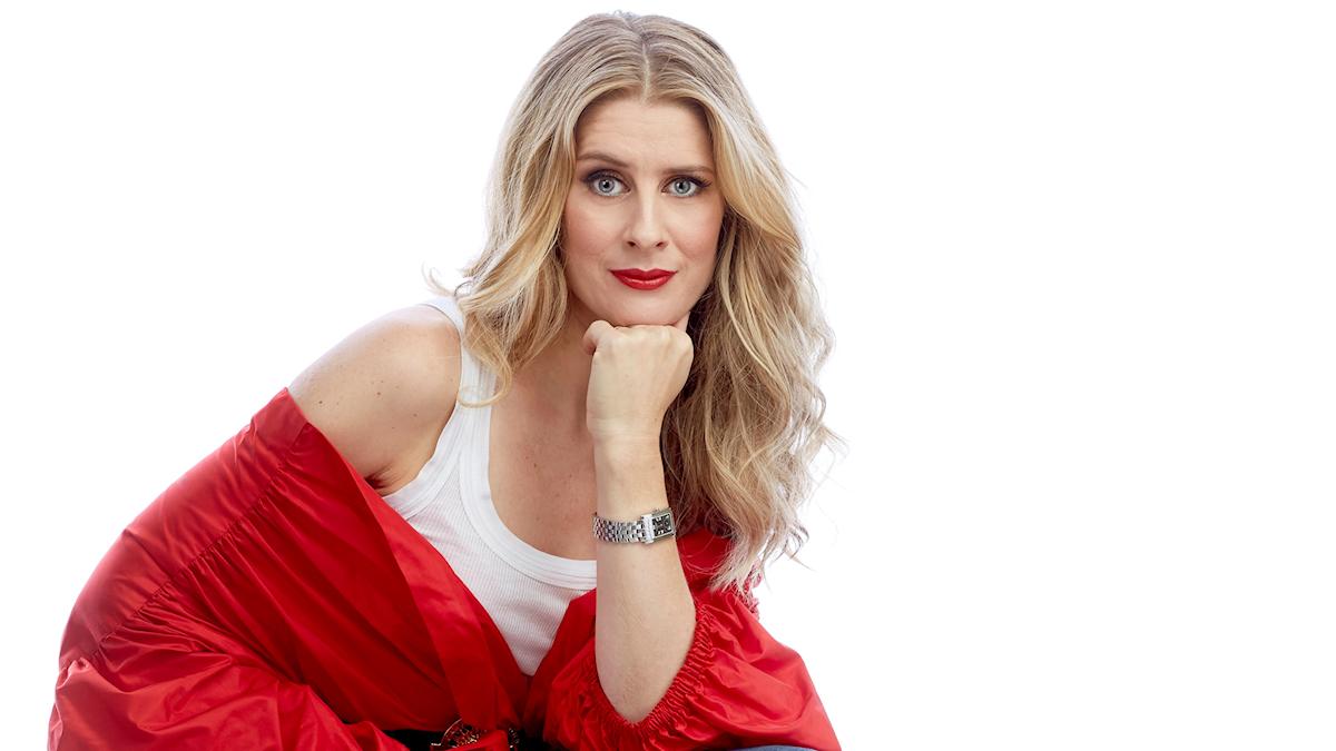 Operasångerskan sopranen Malin Byström. Foto: Peter Knutson.