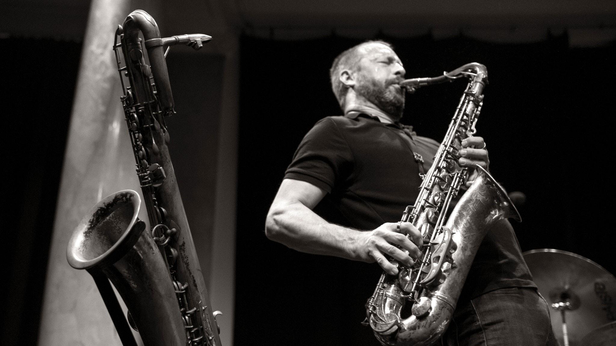 Saxofonerna, mina kära vänner