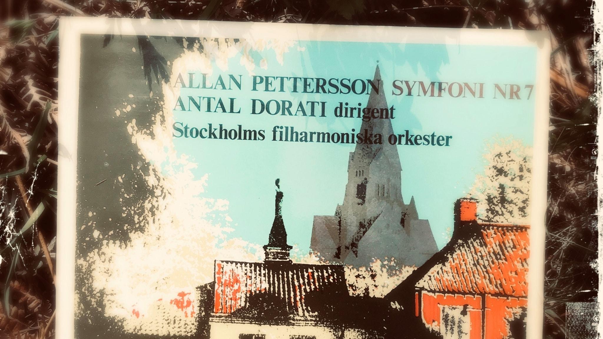 Klassisk inspelning av Allan Petterssons sjunde symfoni, från 1969.