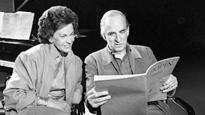 Ingmar Bergman och Käbi Laretei