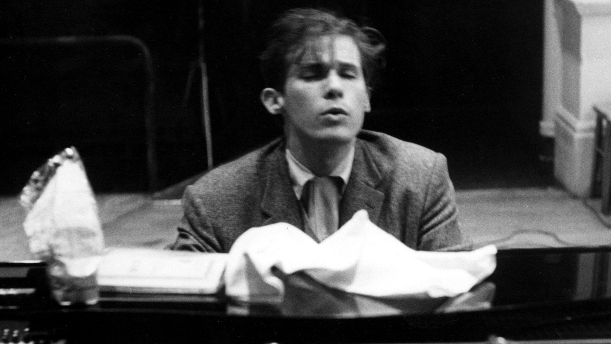 Bild: Pianisten Glenn Gould.