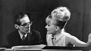 Monica Zetterlund och Bill Evans 1965.