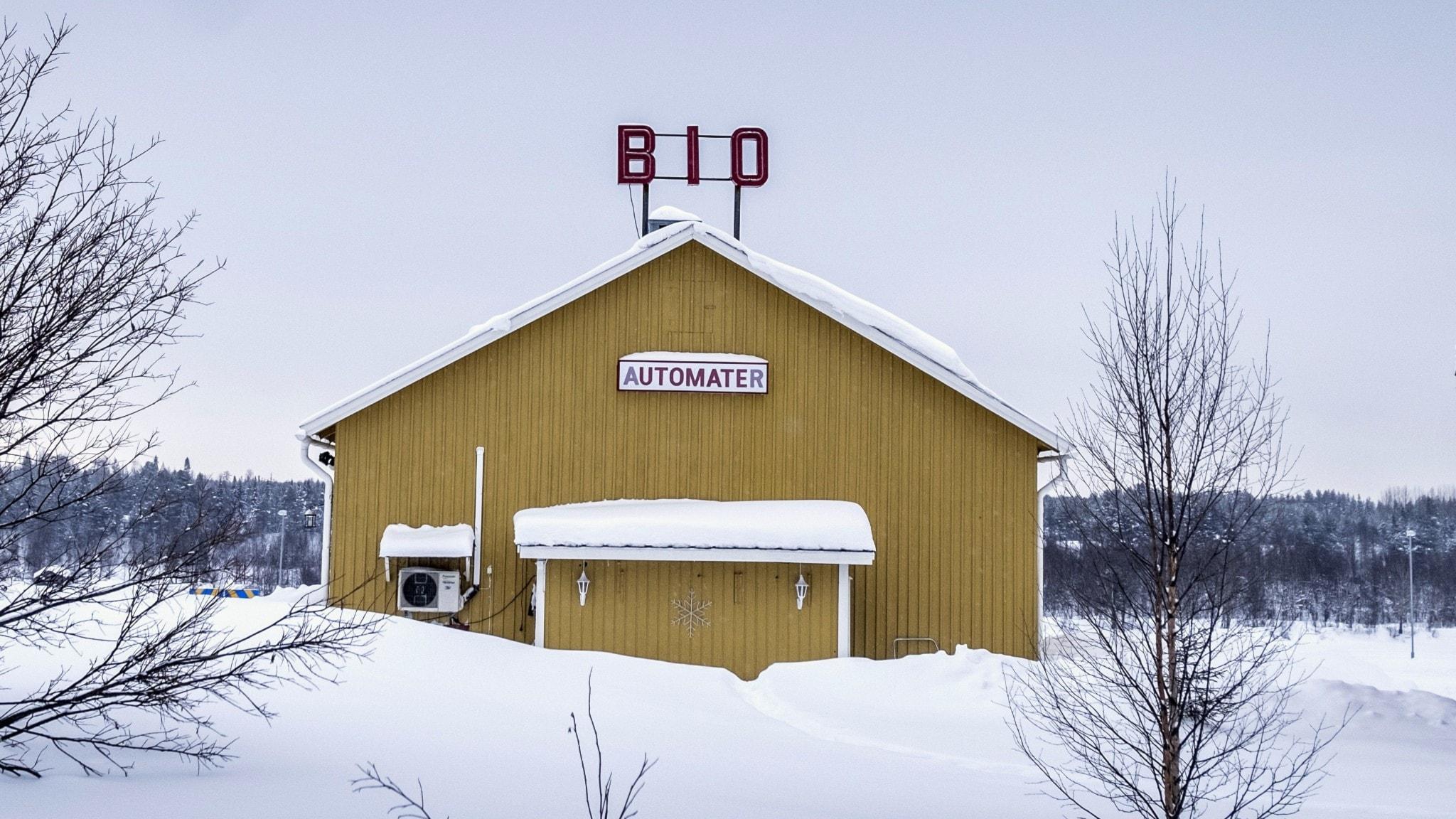 Bild: Bion i Pajala.