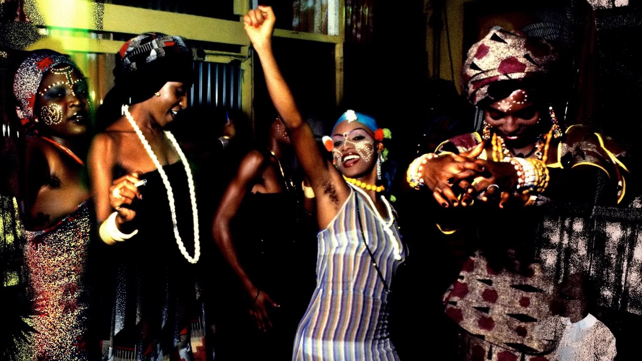 Fela Kuti och de 27 fruarna