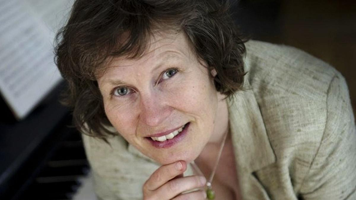 Karin Rehnqvist. Foto: FredrikSandberg.