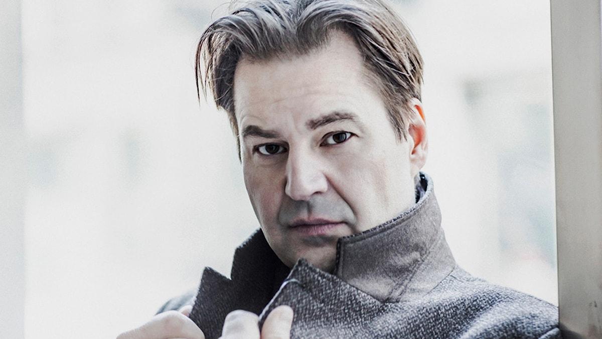 Operasångaren, barytonen Peter Mattei. Foto: Dario Acosta.