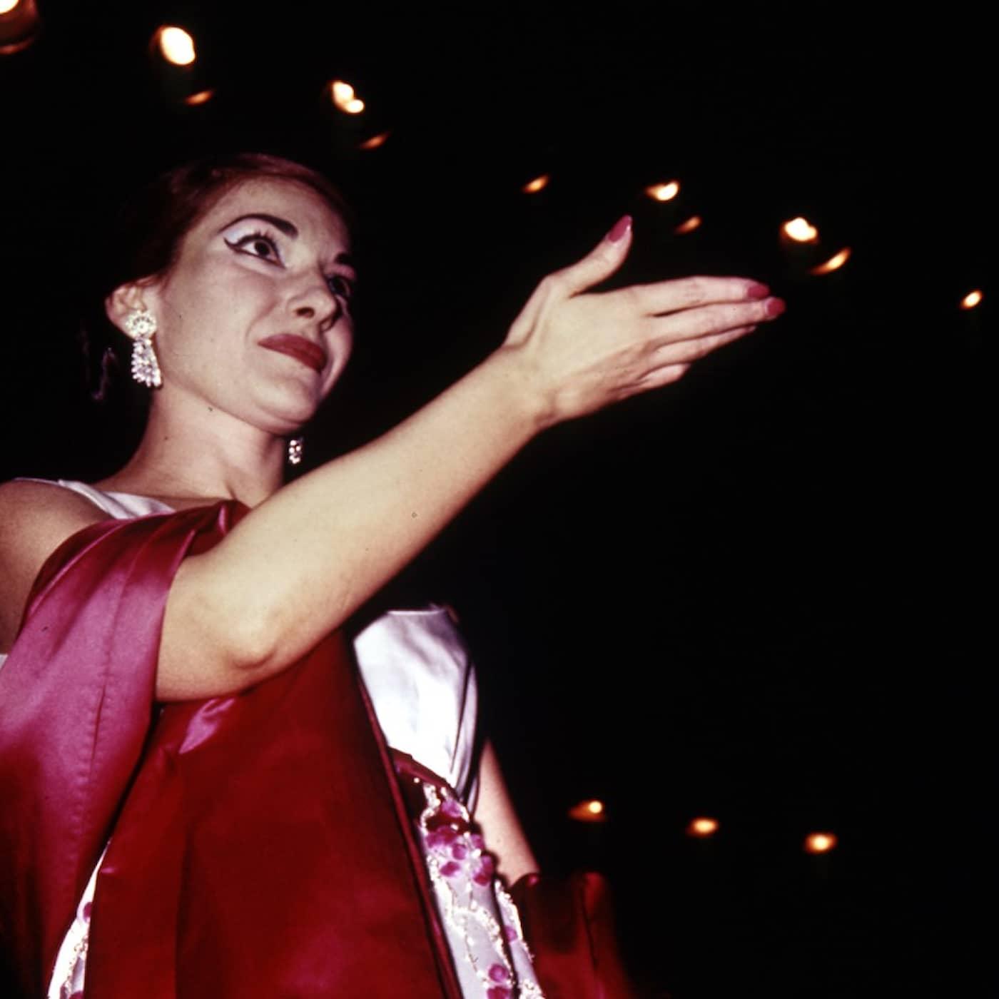 Maria Callas – divan med brustet hjärta