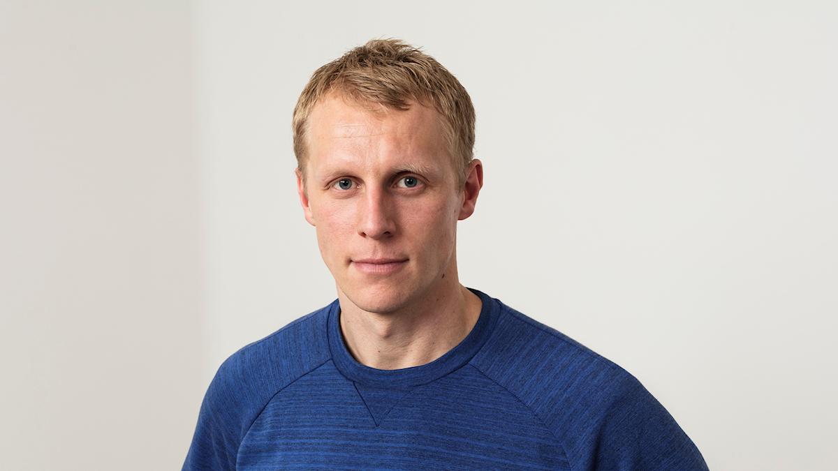 Richard Henriksson.
