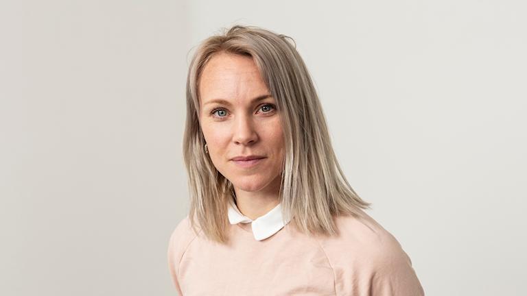 Johanna Frisk.
