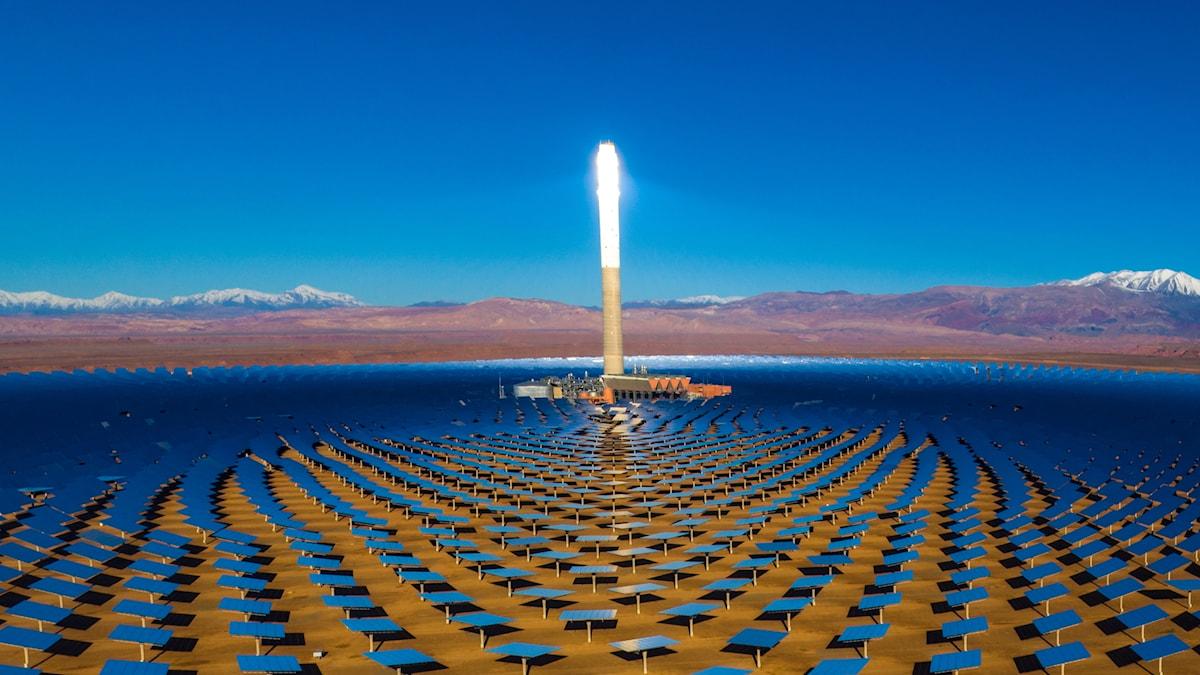 Noor solkraftverk