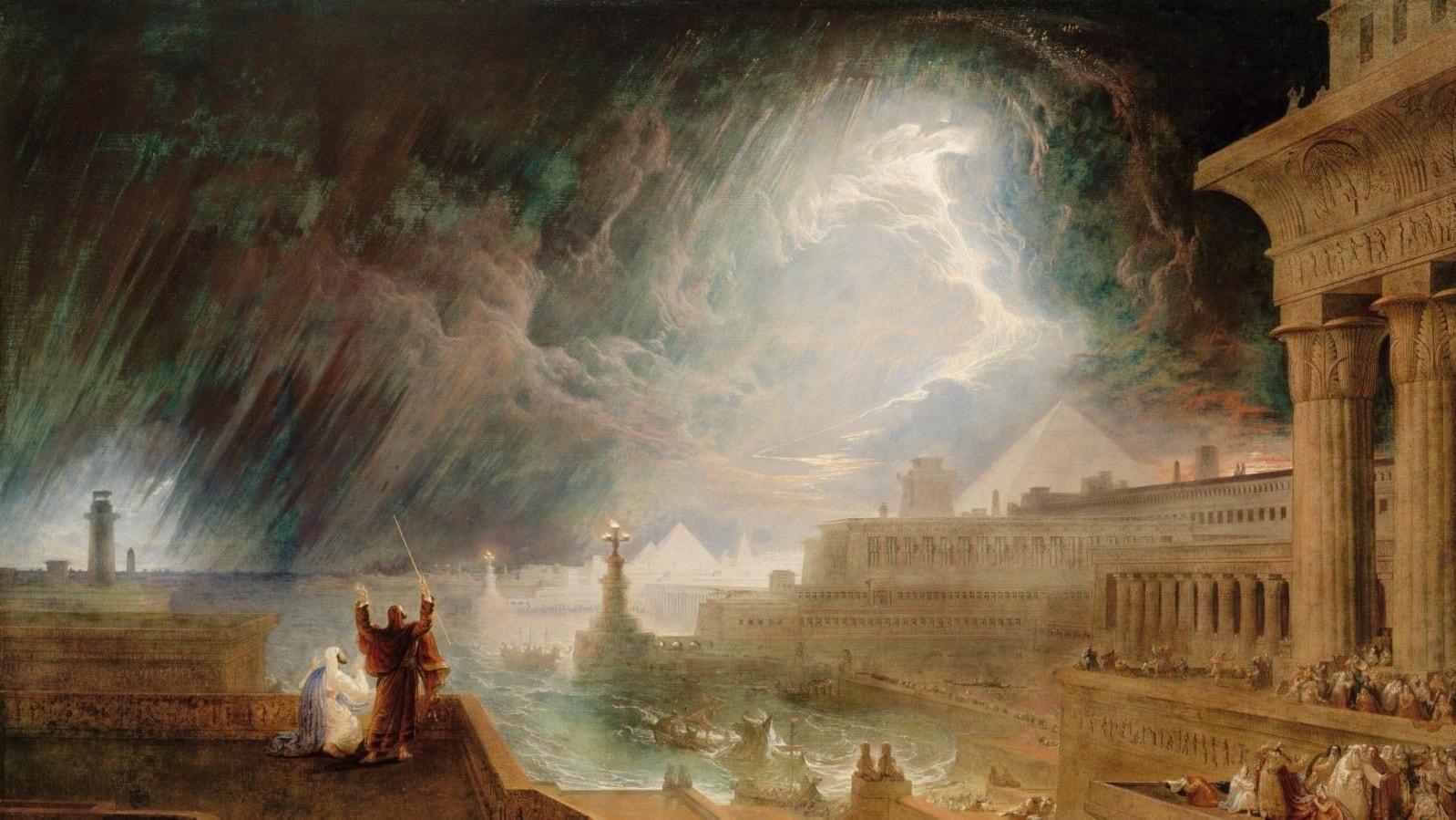 Guds tio plågor – jakten på en historisk förklaring